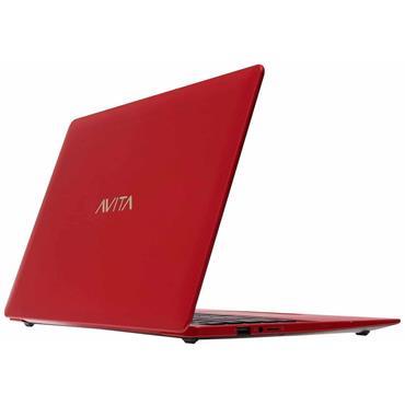"""Avita Pura 4gb 256gb 14"""""""" Notebook Dark Red"""