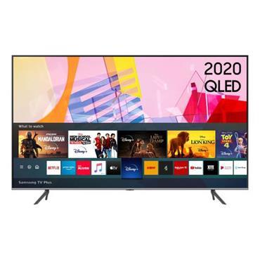 "Samsung 50"" QLED UHD Smart TV"