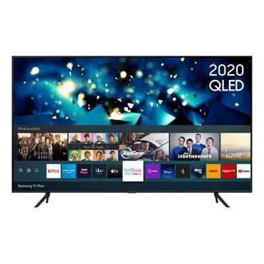 "Samsung 55"""" QLED Uhd Smart Tv"