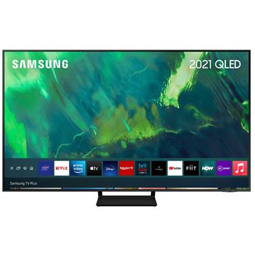 "Samsung 55"" QLED 4K Ultra HD Smart TV"