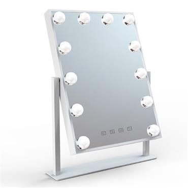 Hollywood Vanity Mirror includes 2 bluetooth speakers