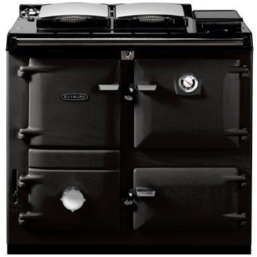 AGA Rayburn  355  Solid Fuel Black