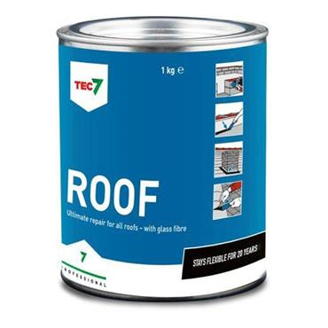 TEC7 ROOF REPAIR BLACK 1KG