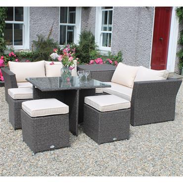 Achill Rattan Lounge Set
