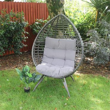 Rattan Pod Chair