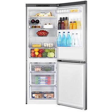 Samsung No Frost Silver Fridge Freezer