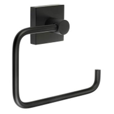 House Black Toilet Roll Holder