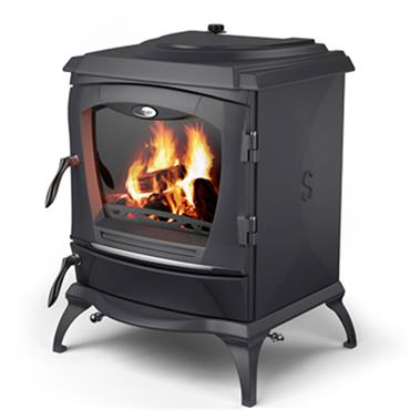 Waterford Stanley Reginald Boiler Stove Matt Black