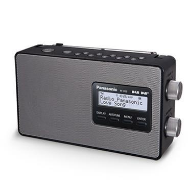 Panasonic Dab Fm Radio