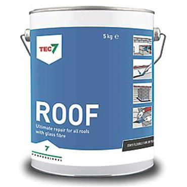 TEC7 ROOF REPAIR BLACK 5KG