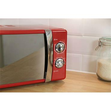 Russell Hobbs 17L Manual Microwave Red