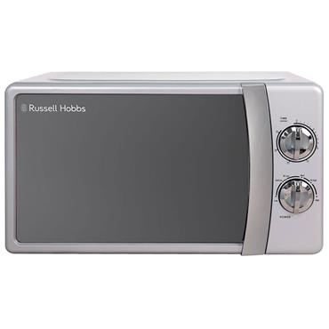 Russell Hobbs 17L Silver Microwave