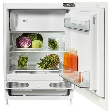 Nordmende Integrated Undercounter Fridge with Ice Box