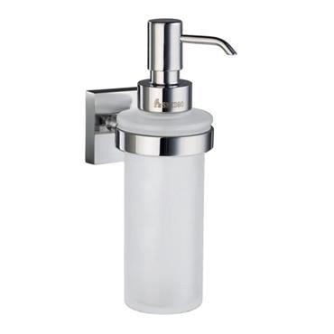House Glass  Soap Dispenser