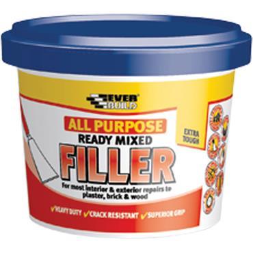Everbuild All Purpose Ready Mixed Filler 600g