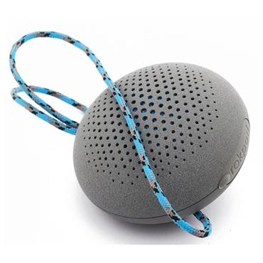 Boompods Rokpod Bluetooth Speaker Grey