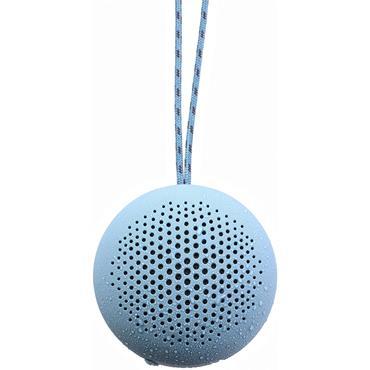 Boompods Rokpod Bluetooth Speaker Ice Blue