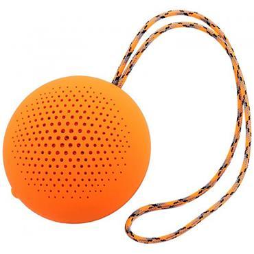Boompods Rokpod Bluetooth Speaker Orange