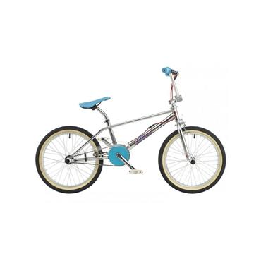 "Rooster Unisex  Chrome Bmx 20"""" Wheel"