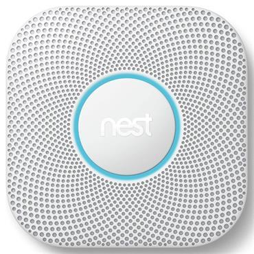 Google Nest Protect Smoke And Carbon Monoxide