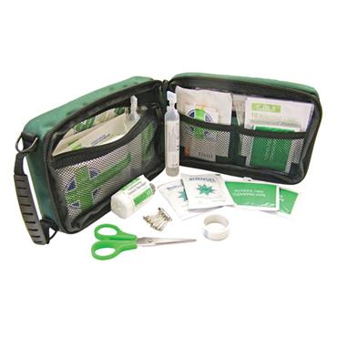 Scan Household & Burns First Aid Kit 45pce