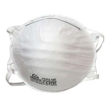 Scan Moulded Disposable Mask FFP2 NR 3pk