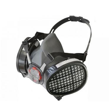 Scan Twin Half Mask Respirator & A1 Refills