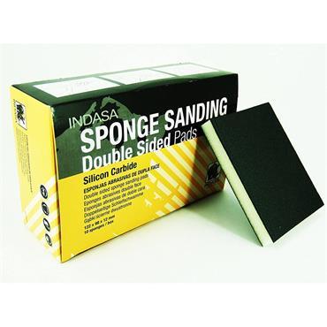 Medium Grit Double Sided Sanding Sponge