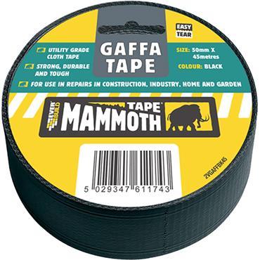 Everbuild Silver Gaffa Mammoth Tape
