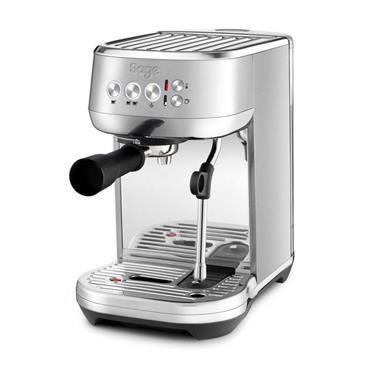 Sage Bambino Plus Brushed Stainless Steel Coffee Machine