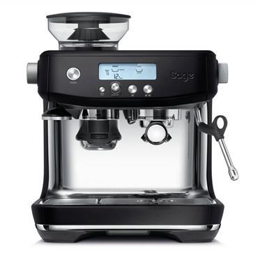 Sage Barista Pro Black Truffle Coffee Machine