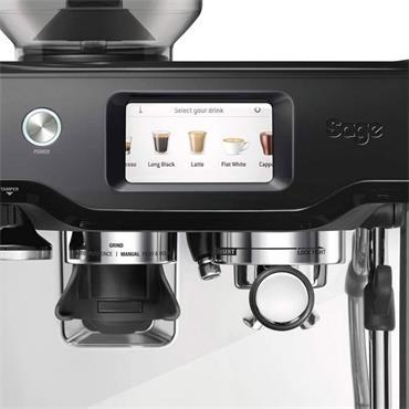 Sage Barista Touch Black Truffle Coffee Machine