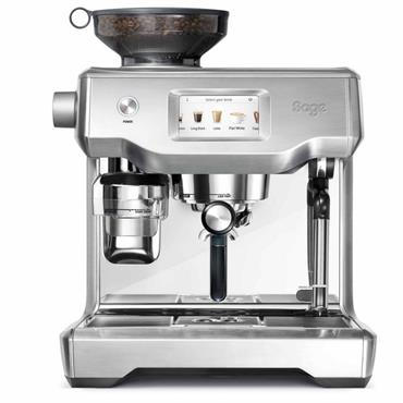 Sage Oracle Touch Bean To Cup Brushed Stainless Steel Coffee Machine