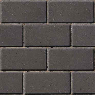 Kilsaran Slane Paving Block Charcoal 200x100mm (60mm)