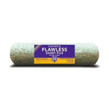"Fleetwood 9"" Microfibre Short Pile Sleeve"