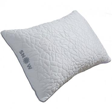 Protect A Bed Snow Pillow 60 x 40cm