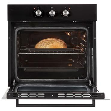 Nordmende Built In Single Oven Black