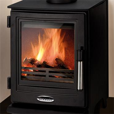 Solis F500 Edge 5kw Freestanding Multi-Fuel Stove