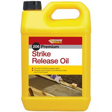 Everbuild 206 Strike Release Oil 5L