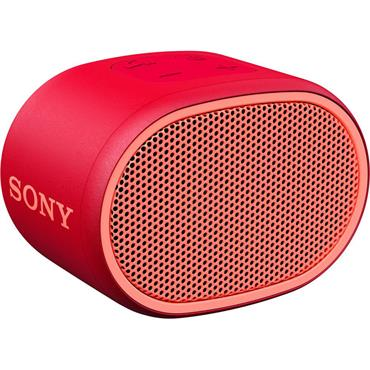 Sony Bluetooth Speaker Red