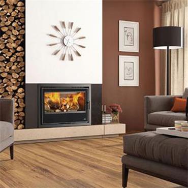 Henley Stoves Lisbon 700 12kw Wood Burning  Stove