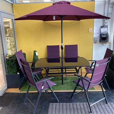 Avlon 6 Seater Dining Set