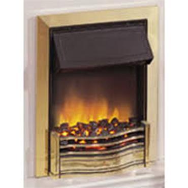 Dimplex Stamford Optiflame Brass Insert Fire