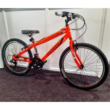 "Bentini Storm 24"" Alloy Bike"
