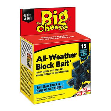 The Big Cheese All Weather Block Bait