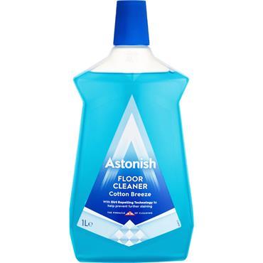 Astonish Floor Cleaner Cotton Breeze 1L