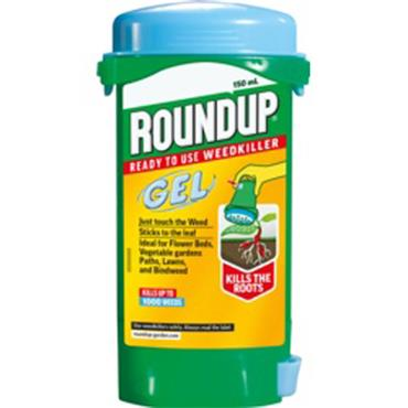 Roundup Gel Total Weedkiller 150ml