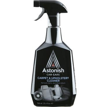 Astonish Car Care Carpet & Upholstery Cleaner 750ml