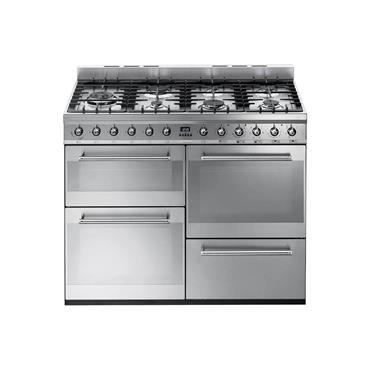 SMEG 110 Symphony Dual Fuel Cooker