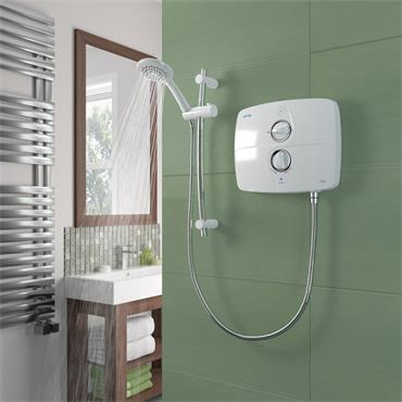 Triton T90SR Electric Shower Silent Pumped